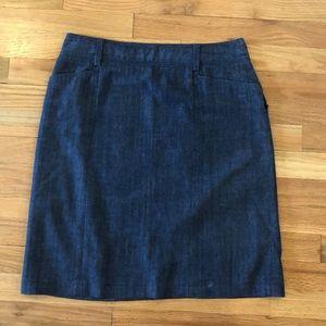 Sz 6   J Crew Pencil skirt
